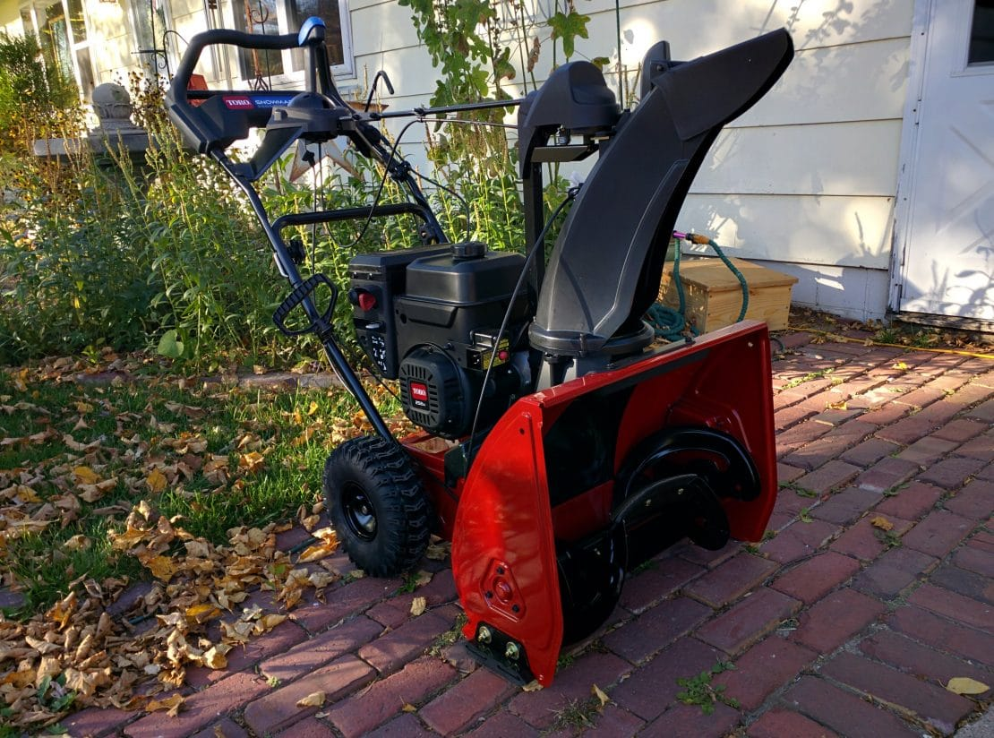 Toro SnowMaster QXE QXE Picture Review MovingSnow
