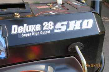 Ariens Deluxe 28 SHO Test with Video Jan 2016 2