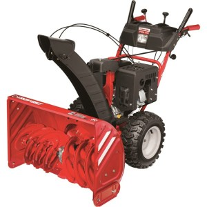 Troy-Bilt 30in. 2-Stage Electric Start Snow Blower — 357cc Engine, Model# 31AH55P5766