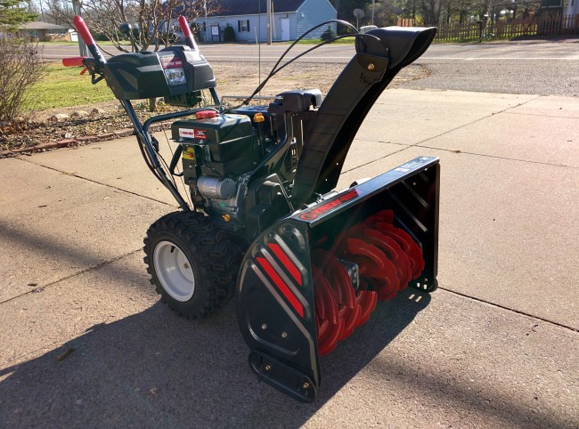 Troy-Bilt 3090 XP Review