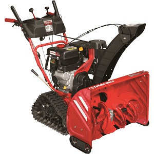 Troy-Bilt 28in. Electric-Start Storm Tracker 2890 Snow Blower — 277cc 4-Cycle Engine, Model# 31AH74P4766