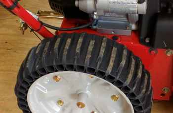 Troy-Bilt Airless Tires