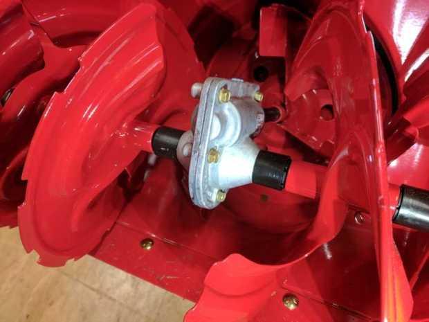 Troy-bilt 2410 front gearbox