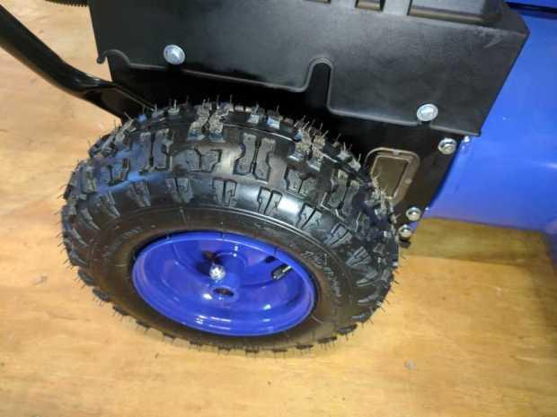 cheap snow joe tires