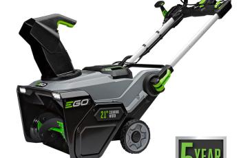 The Best Cordless Electric Snowblower For You! Fall 2019 9
