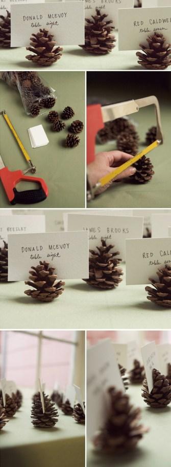 Placez vos invités pour votre repas de Noël !