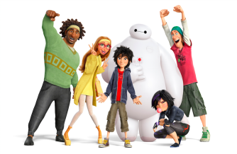 Big Hero 6, le prochain Disney
