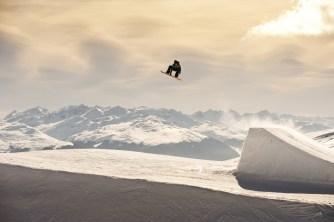 Max Buri : « Le snowboard est l'expression de mes sentiments. »