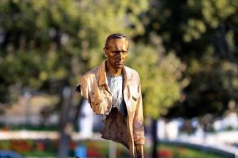 Les statues de Bruno Catalano
