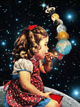 L'art du collage signé Eugenia Loli