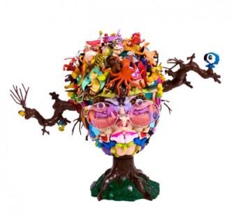 Les sculptures de Freya Jobbins