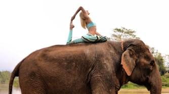 Le yoga, by Gypset Goddess
