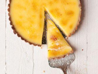 Tarte citron façon Pierre Hermé