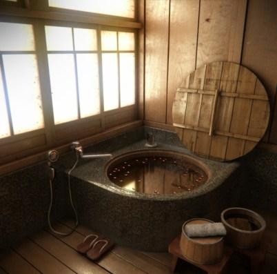 Salle de bain japonaise 7