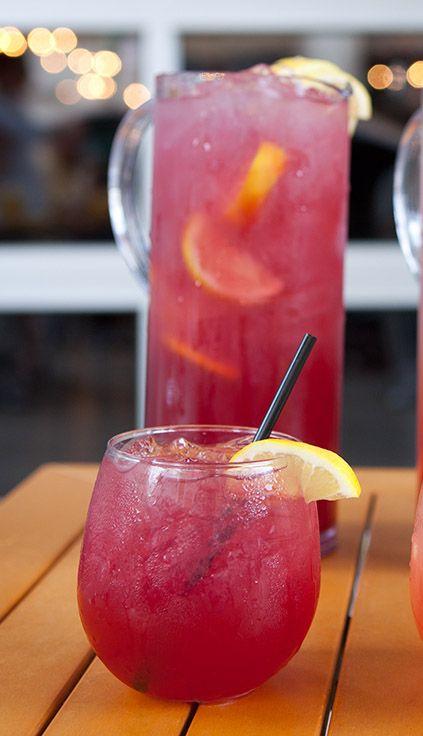 Un cocktail à la vodka Cîroc