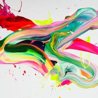 Yago Hortal, une explosion de couleurs !