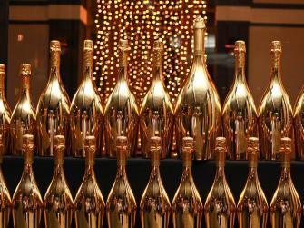 La Bottega Gold Collection respire l'élégance et le luxe