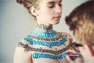 Calligraphy-on-Girls-14