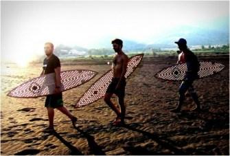 Choisir sa planche de surf – Optez pour la planche recyclée