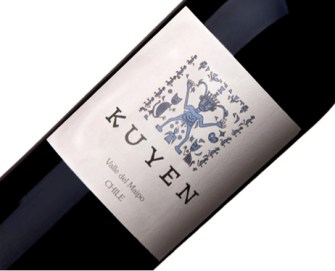 The Wine House nous transporte au Chili avec le Kuyen
