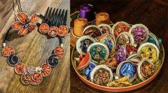Les bijoux pop art de Mataha