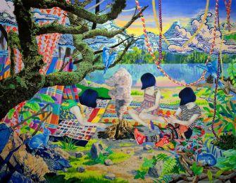 Découvrez l'artiste peintre Naomi Okubo