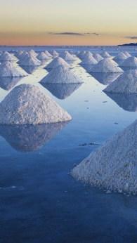 Salar de Uyuni, en Bolivie 1