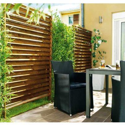 un brise vue pour votre jardin moving tahiti. Black Bedroom Furniture Sets. Home Design Ideas