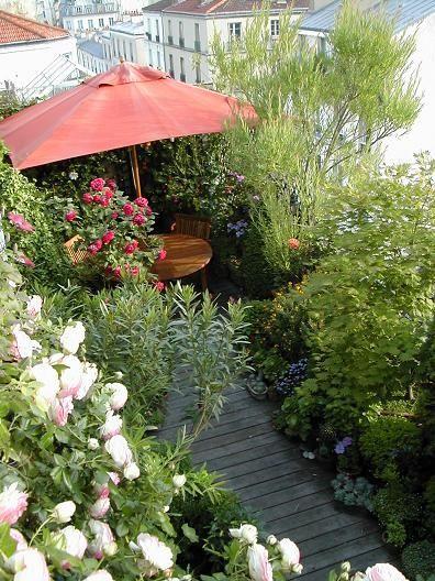 Jardin sur balcon 09