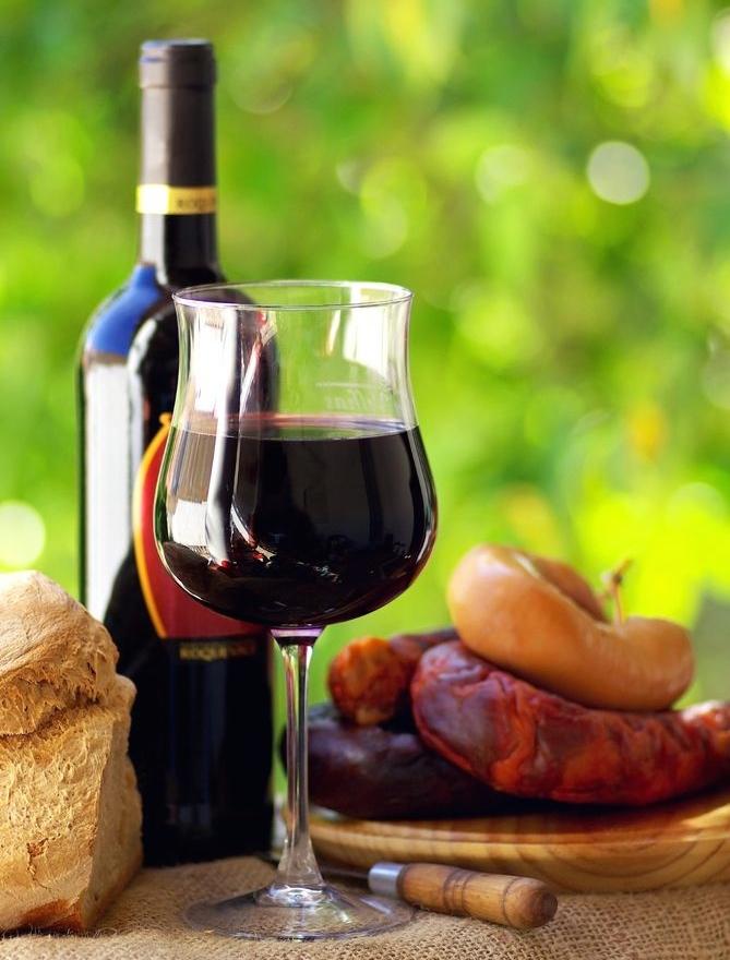 Le vin rouge prévient du vieillissement