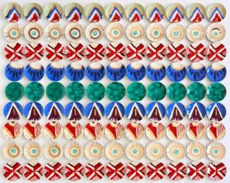 L'artiste Molly Hatch réinvente la discipline de la mosaïque
