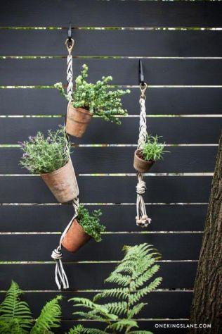 Nouvelle tendance, le jardin vertical 10