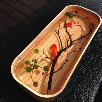 Keng Lye et ses animaux aquatiques en 3D