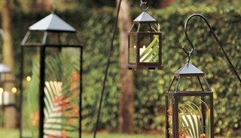 les lanternes une lumire douce pour votre jardin - Lanterne De Jardin