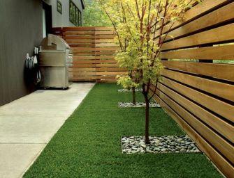 Un brise vue pour votre jardin