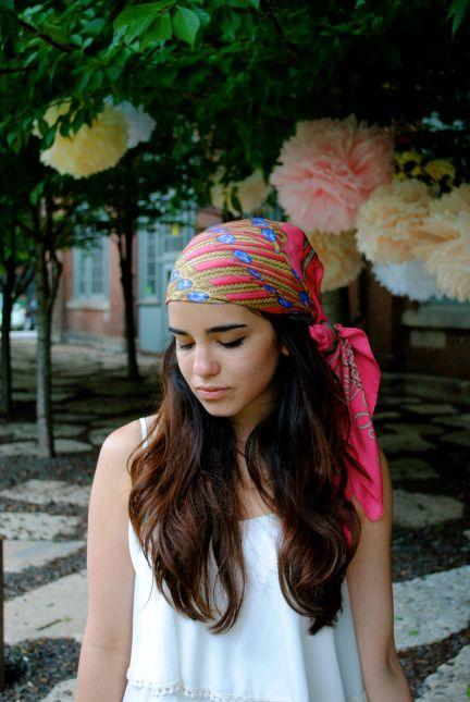 le foulard (2)