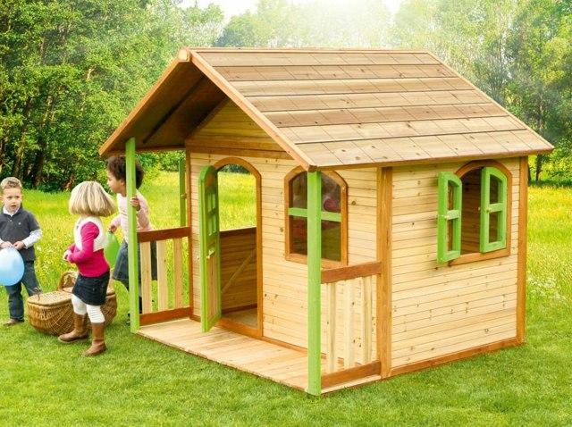 une mini maison dans votre jardin pour le bonheur de vos. Black Bedroom Furniture Sets. Home Design Ideas