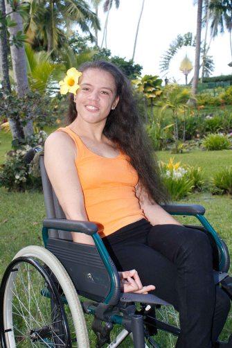 Nathalie Salmon, les confidences d'une jeune femme exceptionnelle au cycle de conférences «Savoirs pour tous»