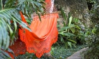Un hamac pour votre jardin