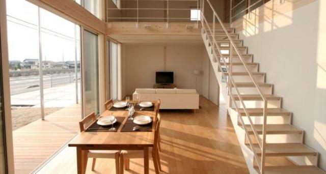 maison de style japonais et minimaliste moving tahiti. Black Bedroom Furniture Sets. Home Design Ideas