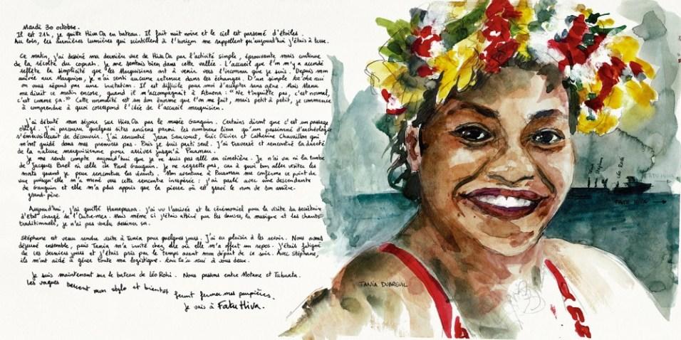 Portrait de Tania Dubreuil 30-10