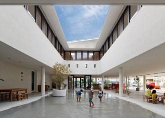 Dai-Ichi Preschool : Une école pas comme les autres