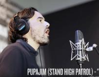 PUPAJIM (STAND HIGH PATROL) – «Ruckus» (live @ Mouv' Studios)