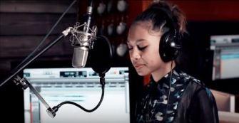 Mearii Camelia U : Tahiti's got talent !