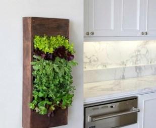 cuisine-mur-vegetal-idee-amenagement