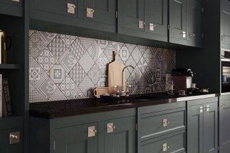 Des carreaux de ciment dans votre cuisine - Moving Tahiti