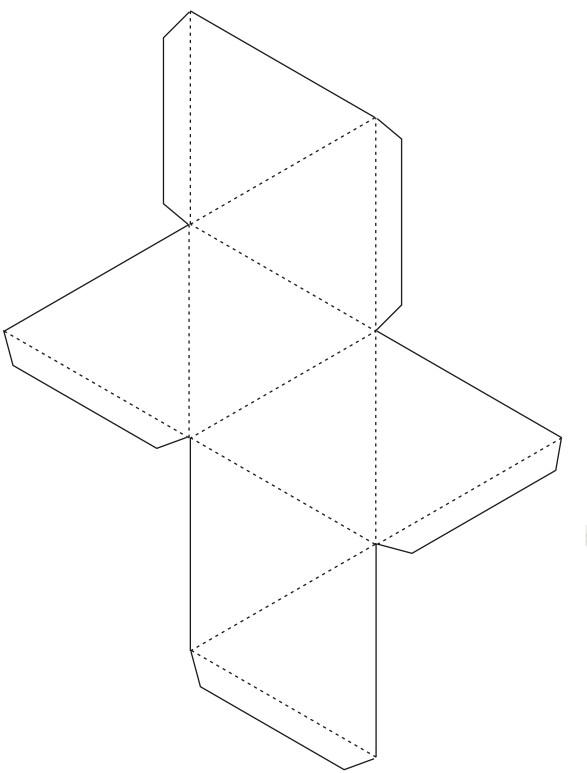 DIY Décorations de Noël en papier 06
