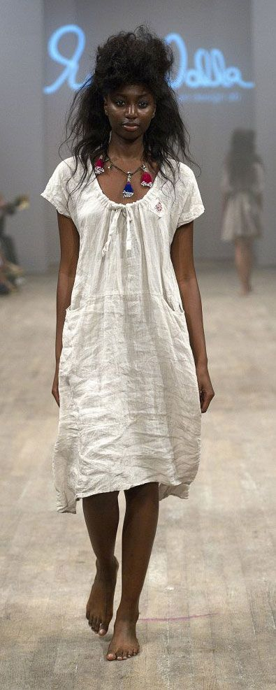 La robe Blanche (1)