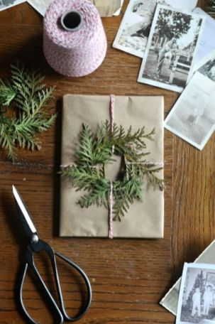 Des idées d'emballages cadeau 11