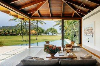 Une résidence de rêve par Jacobsen Arquitetura